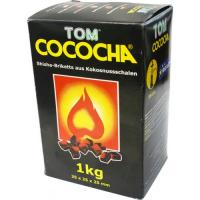 Уголь для кальяна Tom Cococha 1 кг