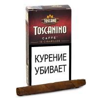 Сигариллы Toscanino Cafe (10 шт)