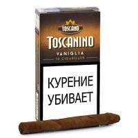 Сигариллы Toscanino Vanilla (10 шт)