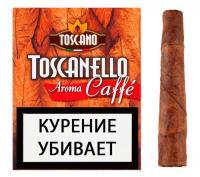 Сигариллы Toscano Toscanello Aroma Caffe (5 шт)