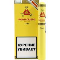 Сигары Montecristo Tubos 1*3 шт