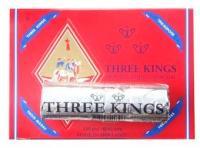 Уголь для кальяна Three Kings Ø 40 мм