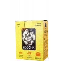 Уголь для кальяна Ecocha кокосовый 24 куб