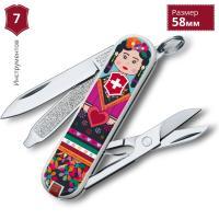 Нож Victorinox Classic Mexican 0.6223.L1602