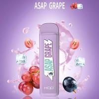 Одноразовый испаритель HQD MEGA Сочный Виноград