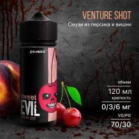 Жидкость Sweet Evil Venture Shot (6 мг/120 мл)