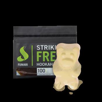 Табак для кальяна Fumari White Gummi Bear (100 г)