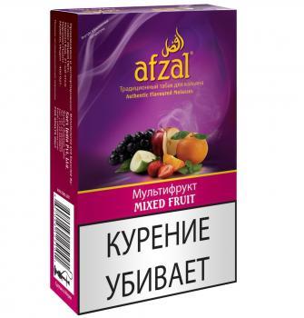 Табак для кальяна Afzal Мультифрукт (40 г)