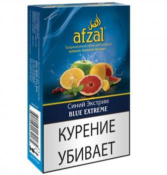Табак для кальяна Afzal Синий Экстрим (40 г)