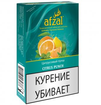 Табак для кальяна Afzal Цитрусовый Пунш (40 г)